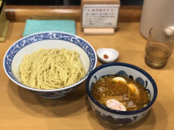 Tsukemen Nakano