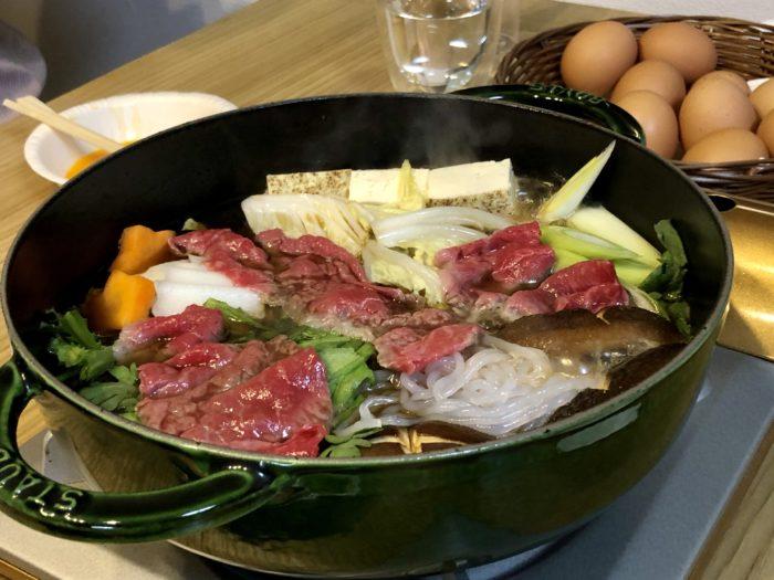 Sukiyaki của gia đình